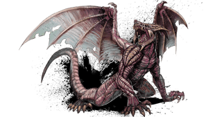 Dragon God Demons Souls Wiki It is equal to platemail armor in base resistances and bonus resistances when a piece is exceptionally crafted, but total material bonuses are less than valorite and verite. dragon god demons souls wiki